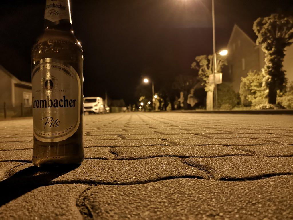 Friesacker Nachtleben von Stefan Dombrowsky, Foto aus Friesack