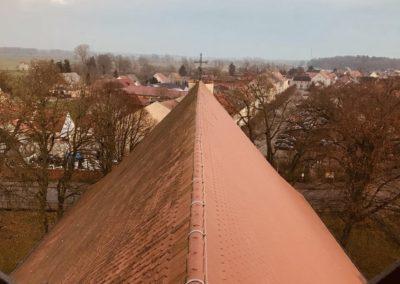 Hoch hinaus von Christoph Bajohr, Foto aus Friesack