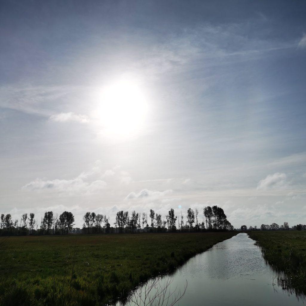 Unser Rhinkanal von Mathias Friese, Foto aus Friesack
